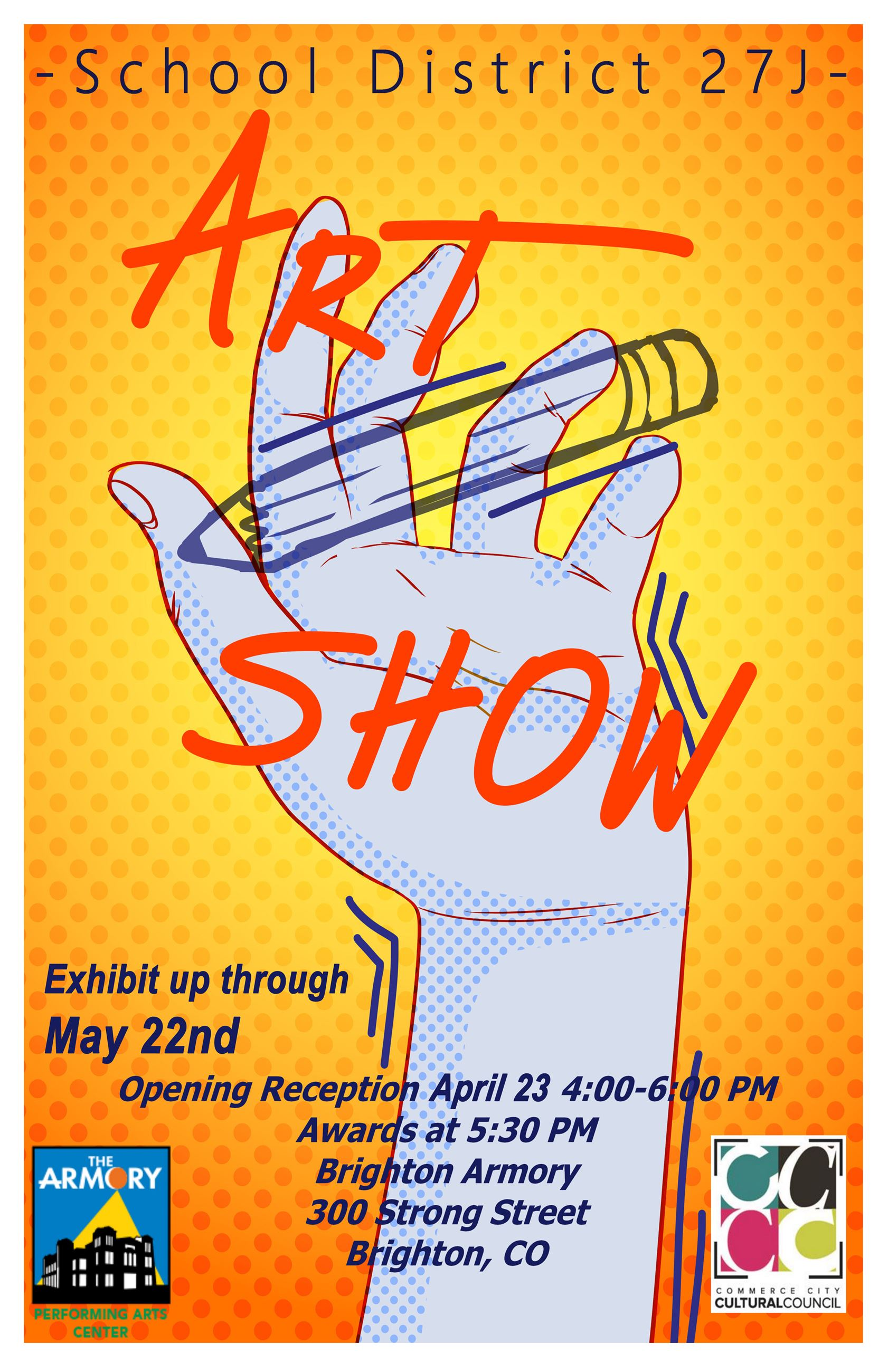 27J District Art Show 2018